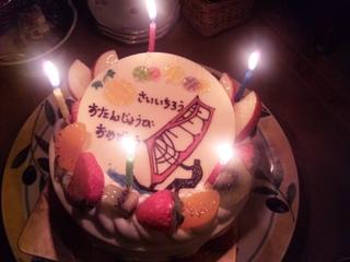 BDケーキ.JPG